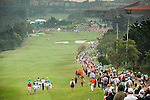 TAOYUAN, TAIWAN - OCTOBER 27:  General view of the 9th hole during the day three of the Sunrise LPGA Taiwan Championship at the Sunrise Golf Course on October 27, 2012 in Taoyuan, Taiwan.  Photo by Victor Fraile / The Power of Sport Images