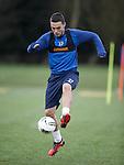 Chris Hegarty on the ball