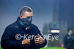 Kerry County Board Chairman Tim Murphy after the Munster GAA Football Senior Championship Semi-Final match between Cork and Kerry at Páirc Uí Chaoimh in Cork.