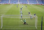25.07.2020 Rangers v Coventry City: Ianis Hagi goes close