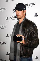 LOS ANGELES - FEB 15:  Josh Duhamel at the Sony PlayStationAE Unveils PS VITA Portable Entertainment System at the Siren Studios on February 15, 2012 in Los Angeles, CA