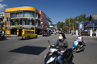 Chiang Mai city in December 2016, after the kings death