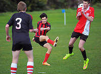 150613 College Football - Francis Douglas Memorial College 2nd XI v Stratford High School
