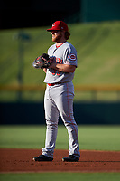 AZL Reds first baseman Caleb Van Blake (39) during an Arizona League game against the AZL Cubs 2 on July 23, 2019 at Sloan Park in Mesa, Arizona. AZL Cubs 2 defeated the AZL Reds 5-3. (Zachary Lucy/Four Seam Images)
