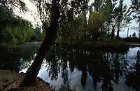 Italien, Umbrien, Quellen Fonti del Clitunno