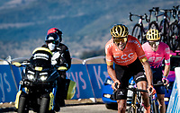 Greg Van Avermaet (BEL/CCC) rolling in 3rd at the finish up Mont Aigoual<br /> <br /> Stage 6 from Le Teil to Mont Aigoual (191km)<br /> <br /> 107th Tour de France 2020 (2.UWT)<br /> (the 'postponed edition' held in september)<br /> <br /> ©kramon