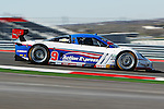 Joao Barbosa (9), Driver of Action Express Racing Corvette in action during the Grand-Am of the Americas practice and qualifying sessions at the Circuit of the Americas race track in Austin,Texas...