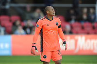 WASHINGTON, DC - MARCH 07: Luis Robles #31 of Inter Miami CF during a game between Inter Miami CF and D.C. United at Audi Field on March 07, 2020 in Washington, DC.