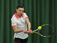 Rotterdam, The Netherlands, March 19, 2016,  TV Victoria, NOJK 14/18 years, Jesper de Jong (NED)<br /> Photo: Tennisimages/Henk Koster