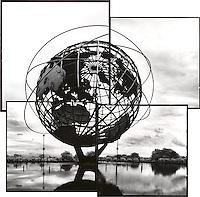 Unisphere Quartered