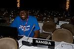 Namibia. Bonn Climate Change talks. (©Robert vanWaarden)