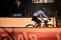 Tom Pidcock (GBR/Trinity)<br /> <br /> Superprestige Boom (BEL) 2020<br /> Men's Race<br /> <br /> ©kramon