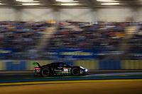 #69 Herberth Motorsport Porsche 911 RSR - 19 LMGTE Am, Robert Renauer, Ralf Bohn, Rolf Ineichen, 24 Hours of Le Mans , Free Practice 2, Circuit des 24 Heures, Le Mans, Pays da Loire, France