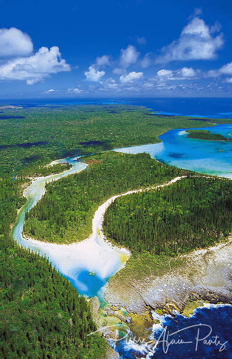 Ile des Pins, Presqu'île dOro