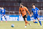 Brisbane Roar Forward Manuel Arana Rodriguez in action during the AFC Champions League 2017 Group E match between Ulsan Hyundai FC (KOR) vs Brisbane Roar (AUS) at the Ulsan Munsu Football Stadium on 28 February 2017 in Ulsan, South Korea. Photo by Victor Fraile / Power Sport Images