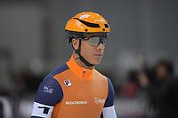 SPEEDSKATING: 13-02-2020, Utah Olympic Oval, ISU World Single Distances Speed Skating Championship, Team Sprint Men, Dai Dai Ntab (NED), ©Martin de Jong