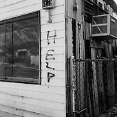 New Orleans, Louisiana.USA.September 29, 2005 ..Hurricane Katrina damage and recovery.