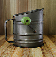 Flour Sifter<br /> Photo By Adam Scull/PHOTOlink.net