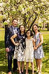Alex's Westchester Bat Mitzvah Portraits<br /> With Her Family<br /> <br /> Congregation Kol Ami, White Plains<br /> Westchester, New York