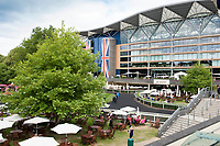 General view of Royal Ascot during the The Coronation Stakes Day of Royal Ascot 2017 on Friday 23rd June 2017 (Photo by Rob Munro/Stewart Communications)