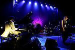 Soprano Ainhoa Arteta during concert, November 18, 2008. (ALTERPHOTOS/Alvaro Hernandez).
