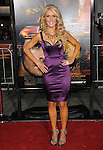 Gretchen Rossi attends the Twentieth Century Fox's L.A. Premiere of Unstoppable held at Regency Village Theater in Westwood, California on October 26,2010                                                                               © 2010 Hollywood Press Agency