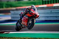 Andrea Dovizioso , MotoGP race, San Marino MotoGP, 13 September 2020<br /> Misano 13/09/2020 Moto Gp San Marino e Riviera di Rimini <br /> Photo Ducati Press Office / Insidefoto<br /> EDITORIAL USE ONLY