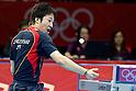 2012 Olympic Games - Table Tennis - Men's Team quarter-final