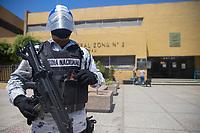 Guardia Nacional & Ejercito Mexicano