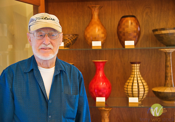 Ocean Point Woodturning, Lou Landry, Master Woodturner,