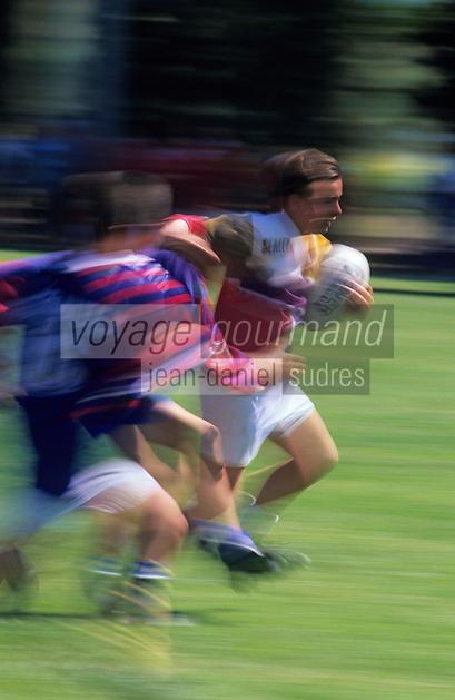 Europe/France/Languedoc-Roussillon/11/Aude/Carcassonne: Match de Rugby à 13