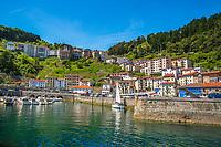 Elantxobe. Urdaibai Region. Bizkaia. Basque Country. Spain.