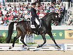 29 September 2010. #421 Steffen Peters and Ravel from the USA.