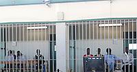 Prima udienza del processo ai presunti pirati somali accusati dell'attacco alla nave portacontainer italiana Montecristo presso la III Corte d'Assise a Roma, 23 marzo 2012. La nave, assaltata il 10 ottobre 2011 al largo della Somalia, venne liberata il 15 ottobre dai Royal Marines britannici con l'ausilio di una nave militare statunitense..UPDATE IMAGES PRESS/Riccardo De Luca