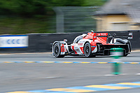 #7 Toyota Gazoo Racing Toyota GR010 - Hybrid Hypercar, Mike Conway, Kamui Kobayashi, Jose Maria Lopez, 24 Hours of Le Mans , Free Practice 1, Circuit des 24 Heures, Le Mans, Pays da Loire, France