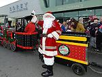 Santa @ Gorey Shopping Centre 21-11-2015