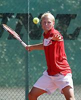 11-7-06,Scheveningen, Siemens Open, rirst round match, Michael Lammer