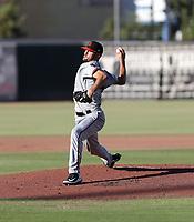 Tristan Beck - 2019 San Jose Giants (Bill Mitchell)