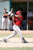 Rossmel Perez - Arizona Diamondbacks, 2009 Instructional League.Photo by:  Bill Mitchell/Four Seam Images..