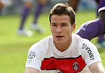 Kevin Gameiro of PSG. Toulouse v Paris Saint Germain (1-3), Ligue 1, Stade Municipal, Toulouse, France, 28th August 2011.