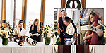 Gavin's Bar Mitzvah at Coveleigh Country Club and Hudson Loft