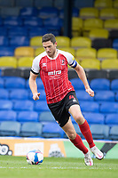 Ben Tozer, Cheltenham Town during Southend United vs Cheltenham Town, Sky Bet EFL League 2 Football at Roots Hall on 17th October 2020