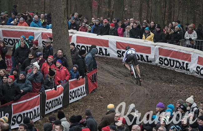 European champion Toon Aerts (BEL/Telenet-Fidea)<br /> <br /> UCI Cyclocross World Cup Namur/Belgium 2016