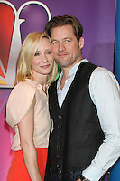 Anne Heche and James Tupper at NBC's Upfront Presentation at Radio City Music Hall on May 14, 2012 in New York City. ©RW/MediaPunch Inc.