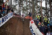 Marceli Boguslawski (POL)<br /> <br /> U23 men's race<br /> <br /> UCI 2016 cyclocross World Championships / Zolder, Belgium