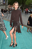 Arizona Muse<br /> arrives for the V&A Summer Party 2016, South Kensington, London.<br /> <br /> <br /> ©Ash Knotek  D3135  22/06/2016