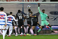 EDIT: first goal scored for Queens Park Rangers by Ilias Chair of Queens Park Rangers during Queens Park Rangers vs Rotherham United, Sky Bet EFL Championship Football at The Kiyan Prince Foundation Stadium on 24th November 2020
