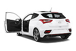 Car images close up view of 2015 Hyundai I30 Turbo 3 Door Hatchback doors