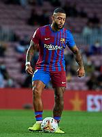 20th September 2021; Nou Camp, Barcelona, Spain; La Liga football league, FC Barcelona versus Granada CF;  during the Liga match between FC Barcelona and Granada CF .