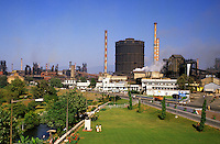 India. Jamshedpur.  West Bengal.  Tata Iron and Steel Works.